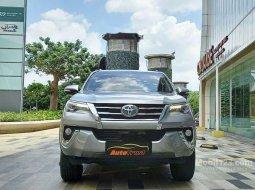 Mobil Toyota Fortuner 2017 VRZ dijual, DKI Jakarta