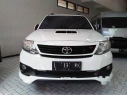 Mobil Toyota Fortuner 2013 G TRD terbaik di Jawa Timur