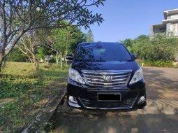 Toyota Alphard 2012 DKI Jakarta dijual dengan harga termurah