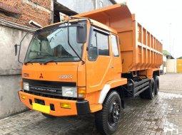 17000KM+banBARU,MURAH Mitsubishi Fuso tronton 6x4 HD FN527ML dumptruck 2018 dump