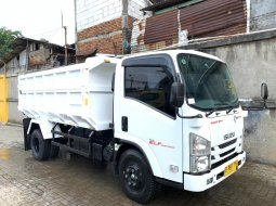 21000KM+BanBARU, MURAH Isuzu Elf 125ps HD MACAN NMR71HD Dumptruck 2019