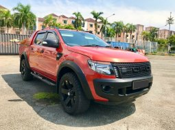 Ford Ranger WILDTRACK 4X4 2014 Orange