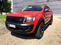 Ford Ranger WILDTRACK 4X4 DIESEL 2014 Orange