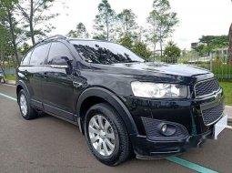 Jual cepat Chevrolet Captiva Pearl White 2015 di DKI Jakarta