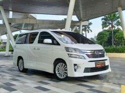 Toyota Vellfire 2012 DKI Jakarta dijual dengan harga termurah