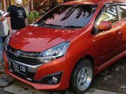 Jual cepat Daihatsu Ayla X 2018 di Banten