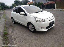 Jawa Timur, jual mobil Mitsubishi Mirage GLX 2013 dengan harga terjangkau