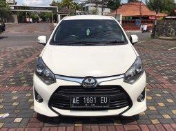 Jual mobil Toyota Agya G 2017 Plat AE