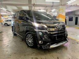 Mobil Toyota Vellfire 2016 G Limited terbaik di DKI Jakarta