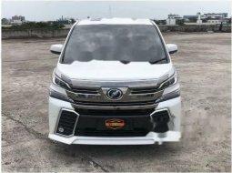 DKI Jakarta, Toyota Vellfire ZG 2016 kondisi terawat