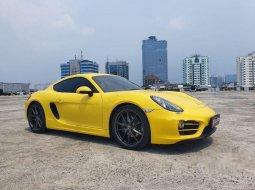 Jual mobil Porsche Cayman 2014 bekas, DKI Jakarta