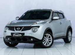 NISSAN JUKE RX AT SILVER 2012
