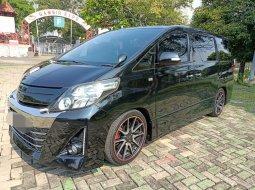 Toyota Alphard 2.4 NA 2014 Hitam