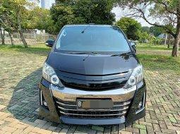 Toyota Alphard 2.4 NA 2016 Hitam