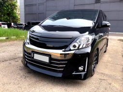 Toyota Alphard GS 2.4 AT 2014 Hitam