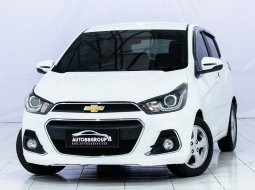 CHEVROLET SPARK LTZ AT WHITE 2017