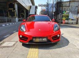 DKI Jakarta, Porsche Cayman 2014 kondisi terawat