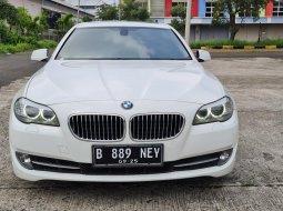 BMW 520i 2.0 Luxury 2012 White On Black Tgn 1 Terawat TDP Paket 65Jt