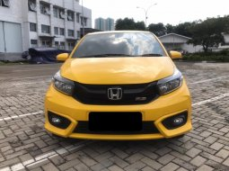 Honda Brio RS AT 2019 Kuning
