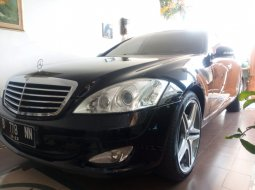 Mercedes-Benz S-Class S 350 L 2008 Hitam Harga Negotiable