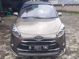 Toyota Sienta 2017 Banten dijual dengan harga termurah