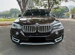 BMW X5 RED WINE 3.5 BENSIN 2015 KREDIT DP RENDAH
