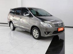 Toyota Innova 2.0 G AT 2013 Abu-Abu