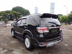 Toyota Fortuner TRD 2013 Hitam