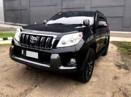 Toyota Land Cruiser Prado TX Limited 2.7 Automatic 2010 Hitam