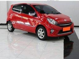 Mobil Toyota Agya 2015 G terbaik di DKI Jakarta