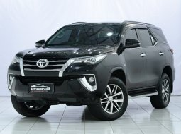 TOYOTA NEW FORTUNER SRZ AT BLACK 2016