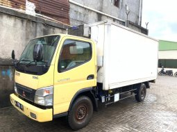 Mitsubishi Coltdiesel Canter Engkel Long FE71L Box Freezer 2013 CDE L