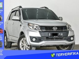 Daihatsu Terios R Manual 2017 Servis record
