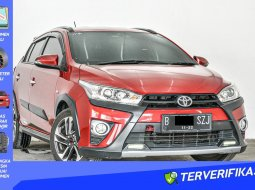 Toyota Yaris Heykers 2017 servis record