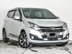 Daihatsu Ayla R manual 2019 km 8.500 rb