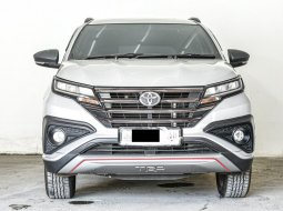 Toyota Rush S TRD AT 2019 Silver