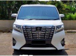 Toyota Alphard 2015 DKI Jakarta dijual dengan harga termurah