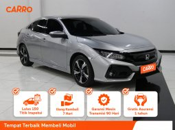 Honda Civic E Turbo Hatchback AT 2018 Silver