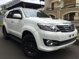 DKI Jakarta, Toyota Fortuner G 2015 kondisi terawat