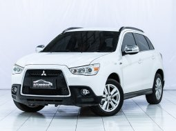 MITSUBISHI OUTLANDER SPORT GLS AT WHITE 2013