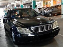 Mercedes-Benz S-Class S 320 L 2000 Hitam
