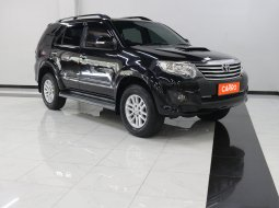 Toyota Fortuner 2.5 G VNT Turbo AT 2014 Hitam