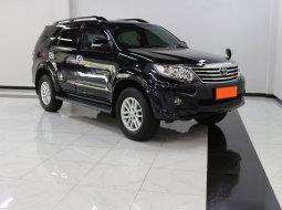 Toyota Fortuner 2.7 G Luxury AT 2012 Hitam