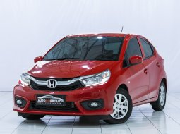 HONDA BRIO SATYA E MT RED 2019