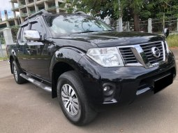 Nissan Frontier Dual Cab 2013 AT Hitam