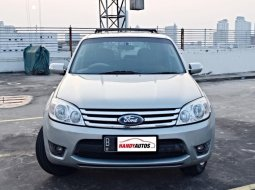 Ford Escape XLT Tahun 2009 Abu-abu Sunroof