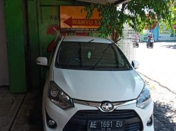 Jual mobil Toyota Agya G Matic 2017