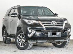 Toyota Fortuner 2.4 VRZ AT 2016