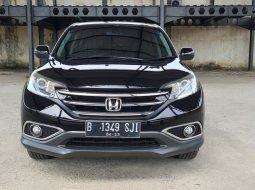 Honda CR-V 2.4 2013 Black On Beige Mulus Terawat TDP 25Jt