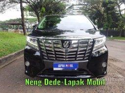 Jual mobil bekas murah Toyota Alphard G 2016 di DKI Jakarta